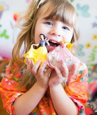 Brinquedos favoritos da Rebeca e Laura