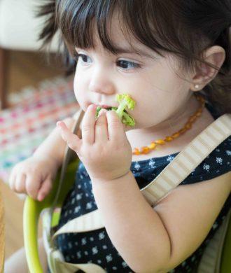Alimentando o bebê pelo BLW. Blog da MOOUI