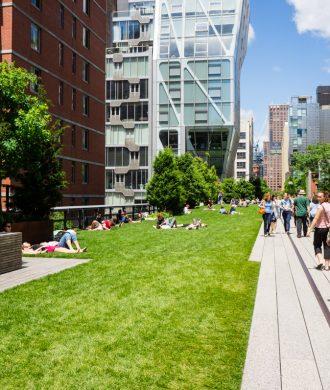 Dicas de passeis em NY com crianças - Highline