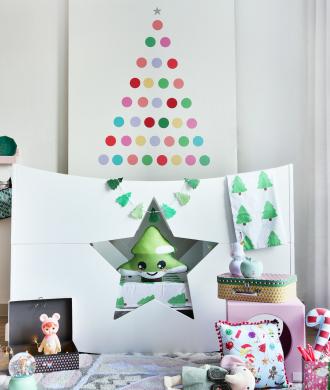 ideias de árvore de natal