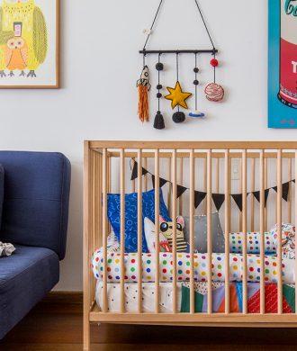 Decorando um quarto de bebê em 6 passos