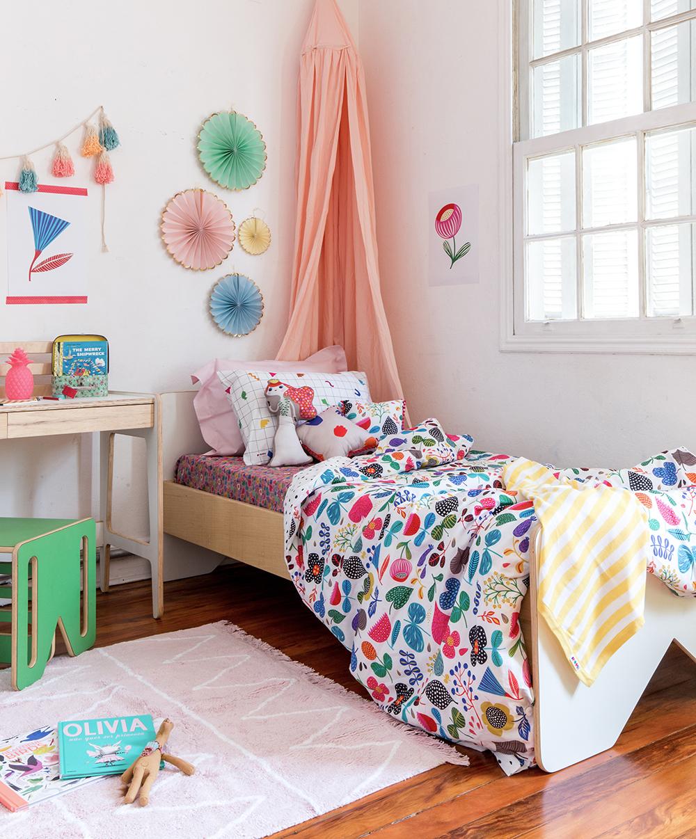 Ideias de design para quarto de criança
