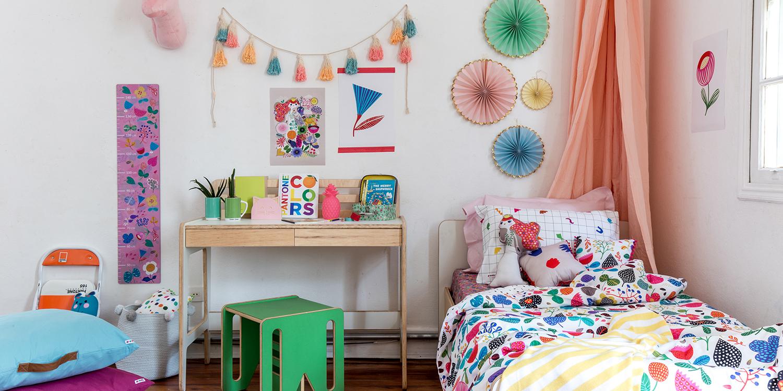 Idéias de design para quarto de criança