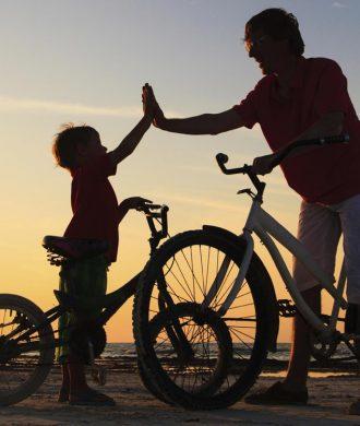 A importância da relação pai e filho