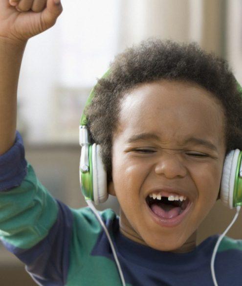 Música para ouvir com as crianças