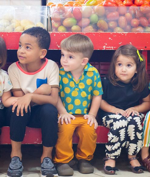 Chata de galocha lanca colecao infantil exclusiva para a mooui