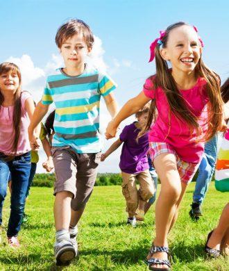 10 coisas que deixam as crianças felizes
