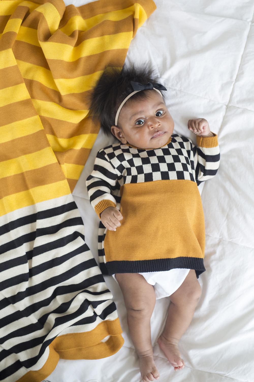 Lançamento Mooui e Chata de Galocha tricot para bebês