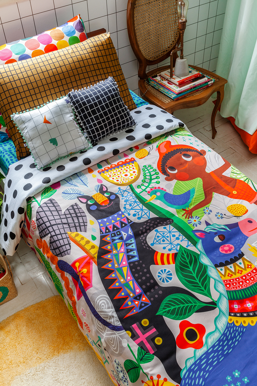 Como criar um quarto aconchegante no inverno