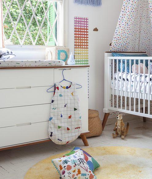 Como escolher móveis para quarto de bebê