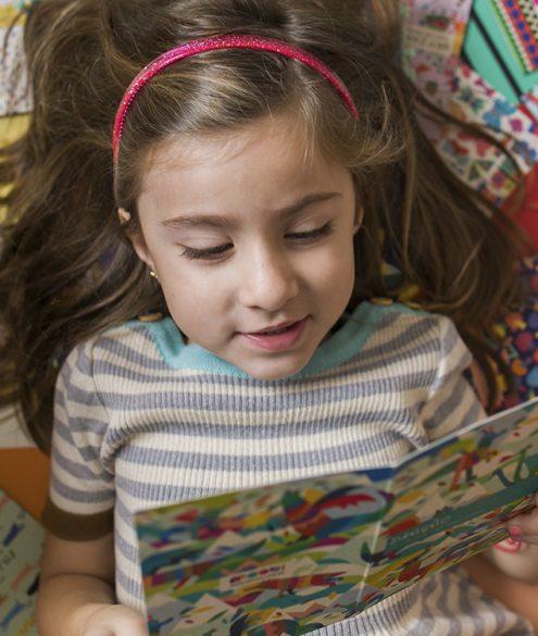 Histórias para crianças por Tati Kauss