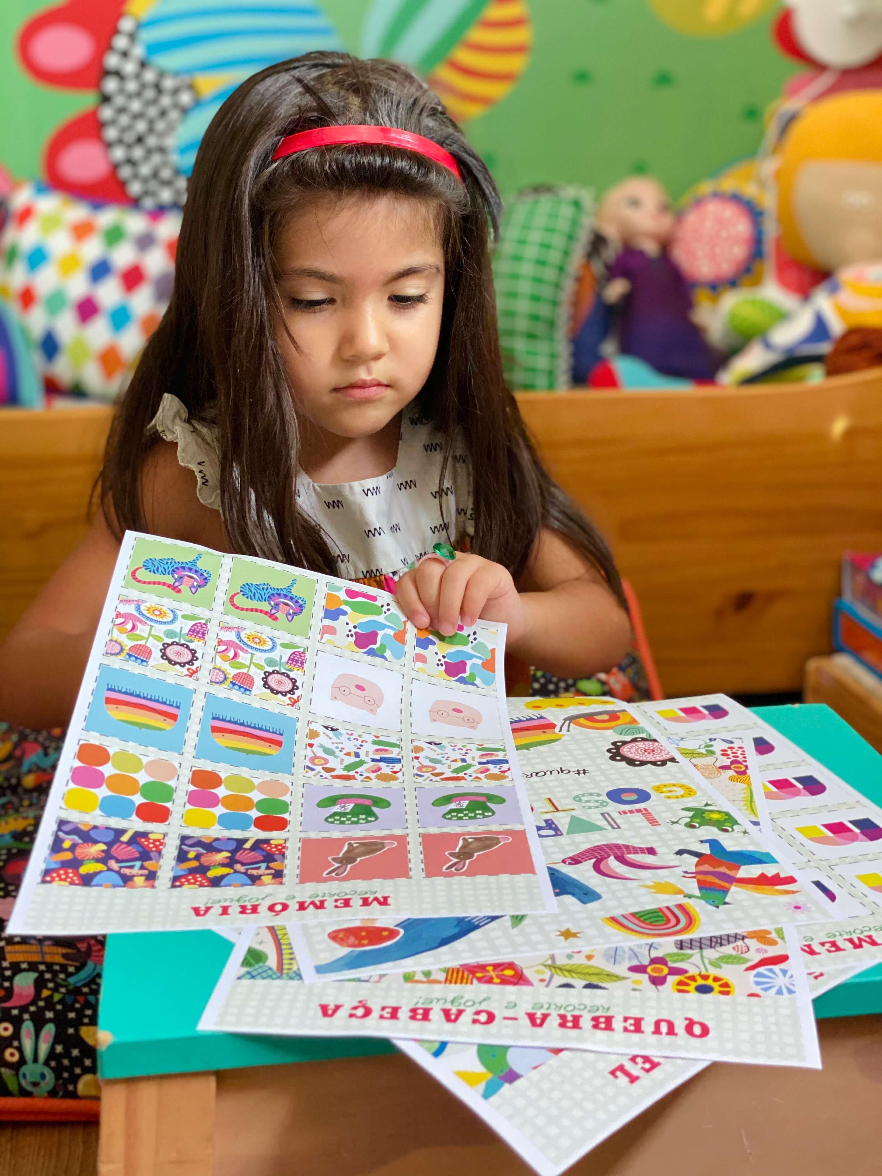 atividades para imprimir e recortar com as crianças