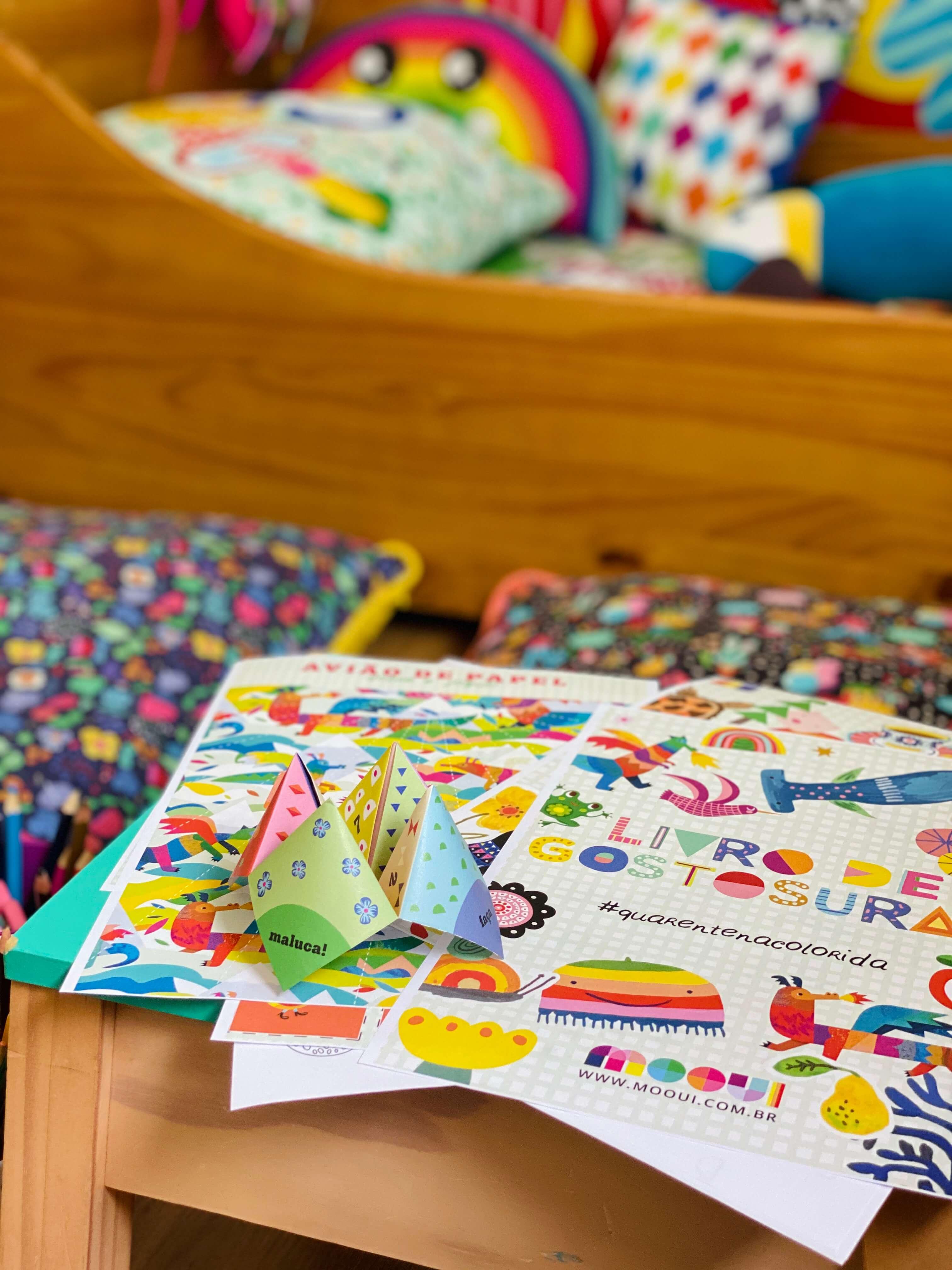 atividades para crianças de até 4 anos para imprimir na quarentena