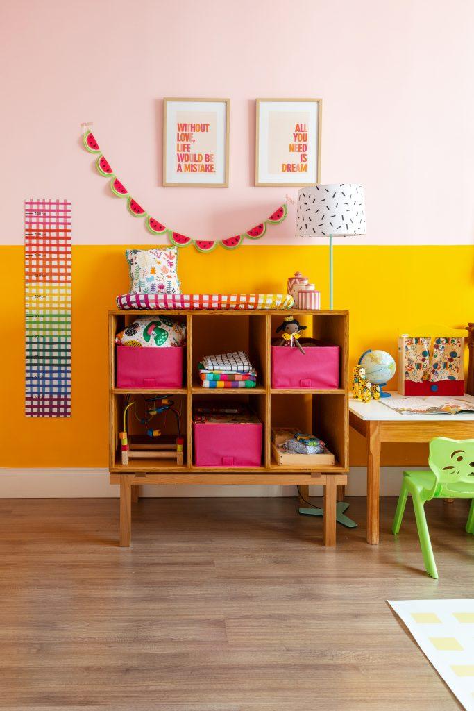 cores para o quarto do bebê