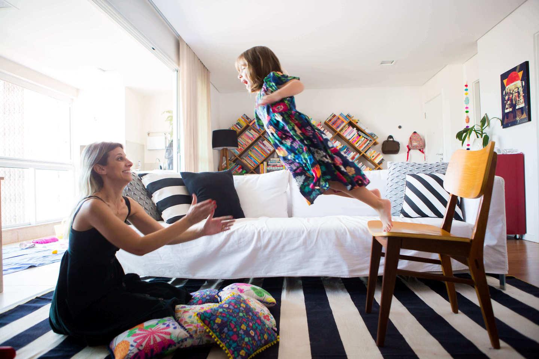 atividades para crianças de até 2 anos com obstáculos em casa