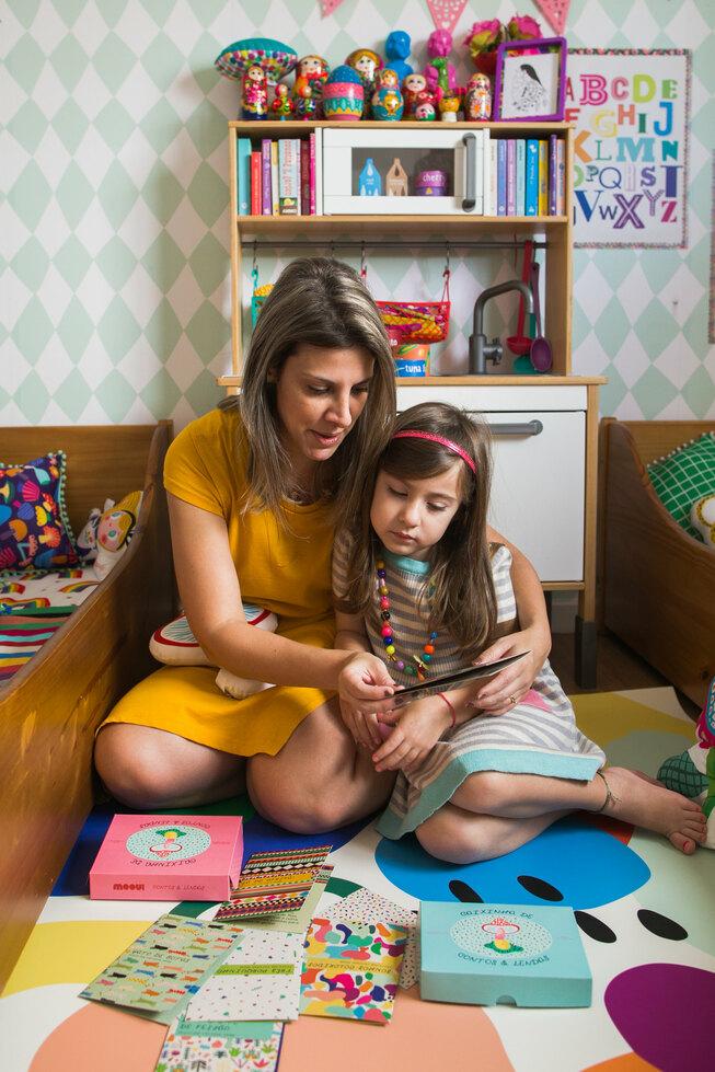 leitura em familia para crianças de até 5 anos