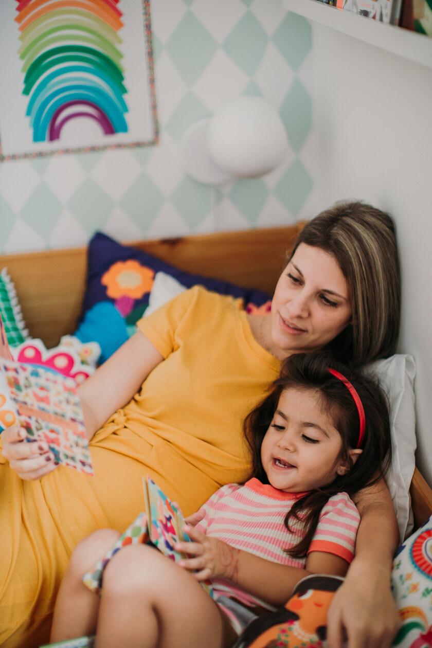 atividades para crianças anos leitura em família