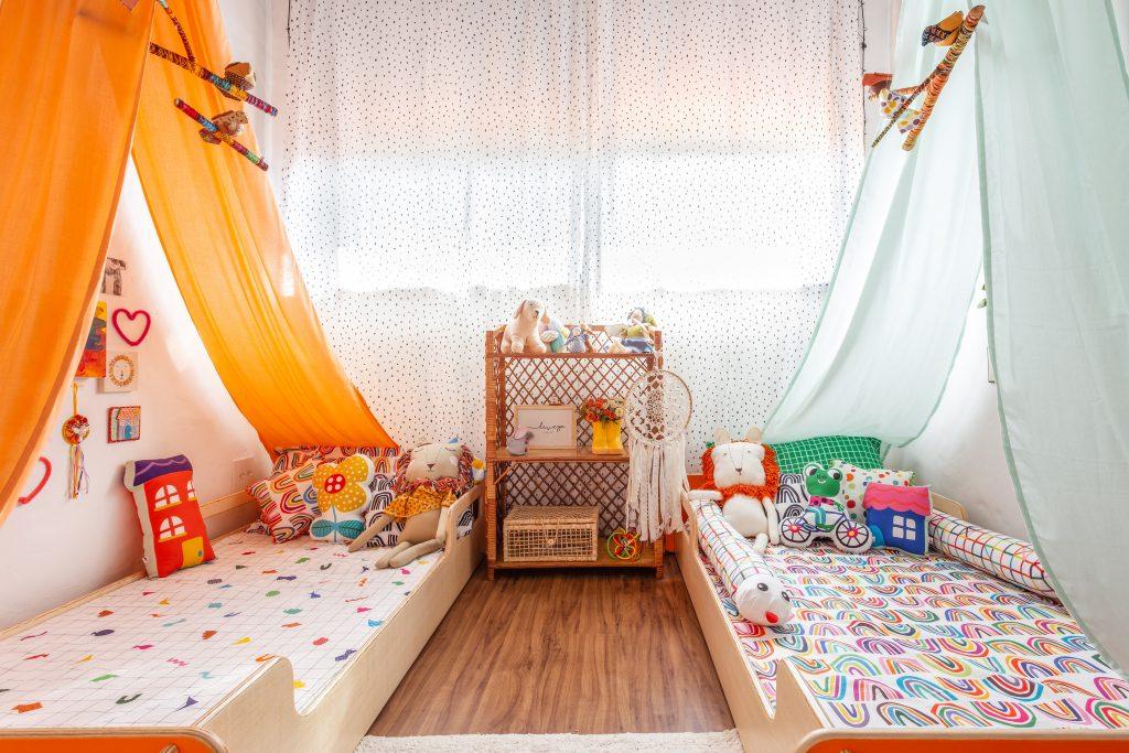 ideias de cores para o quarto de bebê