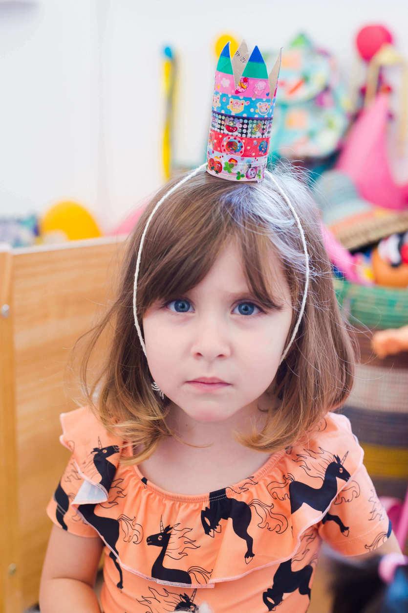 atividades para crianças de até 2 anos com rolo de papel higiênico