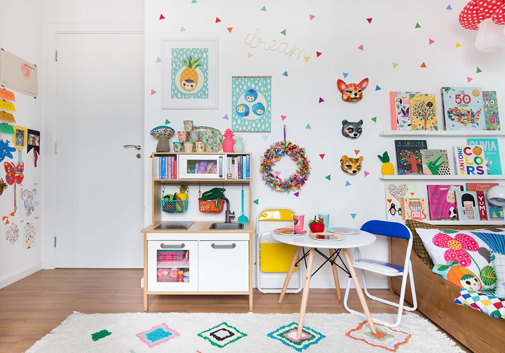 Adesivos para quarto de bebê: 16 ideias e dicas de decoração para você se inspirar
