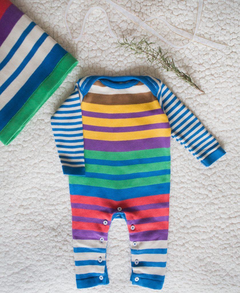 presente para recém-nascido: macacão