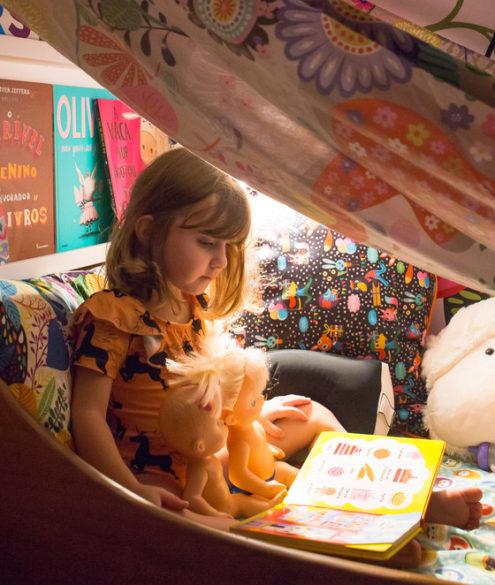 cabana para crianças